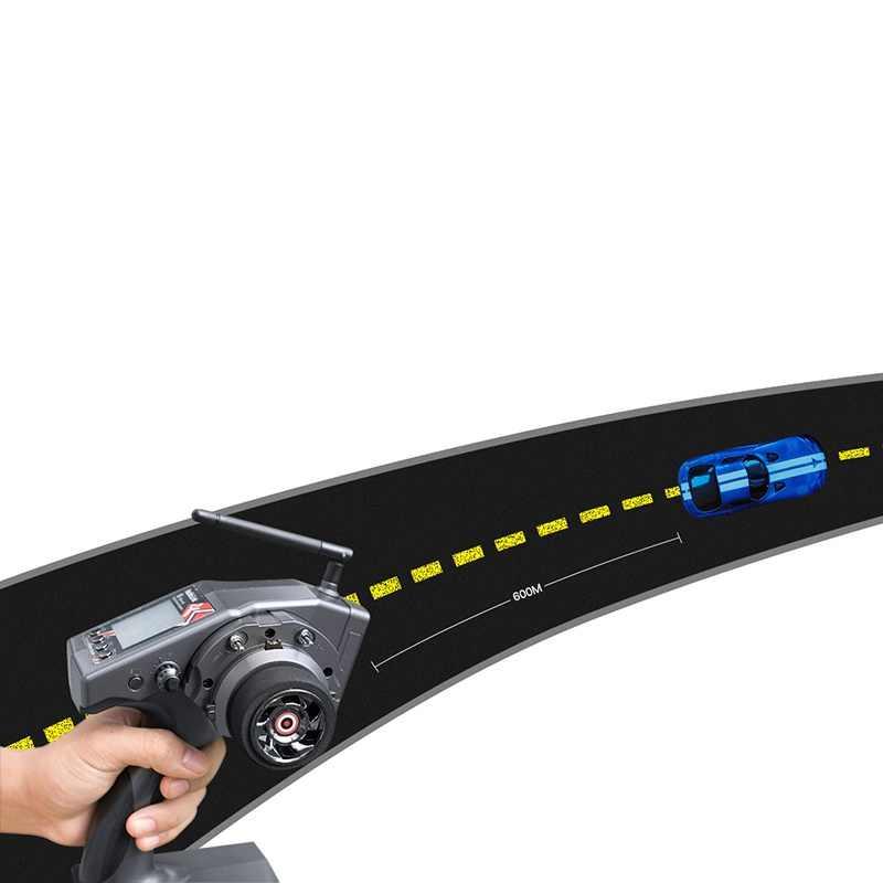Профессиональная высококачественная двойная антенна приемные аксессуары модель автомобиля Корабль приемник дистанционное управление