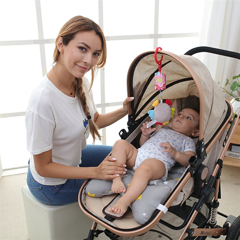 Newborn Baby Infant Music Educational Toys Stroller Car Seat Cot Bed Hanging SI
