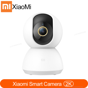 Image 1 - new  Original Xiaomi Mijia Smart IP Camera 2K 360 Angle Video WiFi Night Vision Wireless Webcam Security Cam View Baby Monitor