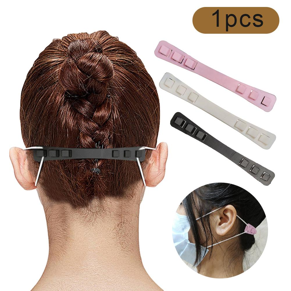 Face Mask Ear Hook Non-slip Extension Buckle Adjustable Earache Preventions Fixer