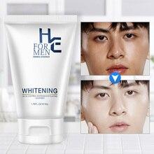 Cleansing Milk Skin-Care Whitening Acne Moisturizing Men's Blackhead 50g Oil-Control
