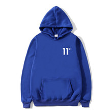 Autumn And Winter Hoodie Mens Long-sleeved Cotton Europe America Large Size Loose Sports