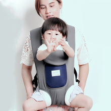 Ergonomic Baby Carrier Infant Baby Hipseat Carrier Front Facing Ergonomic Kangaroo Baby Wrap Sling for Baby Travel baby carrier ergonomic backpacks bag sling for baby from 0 to 36 months portable for baby carrier sling