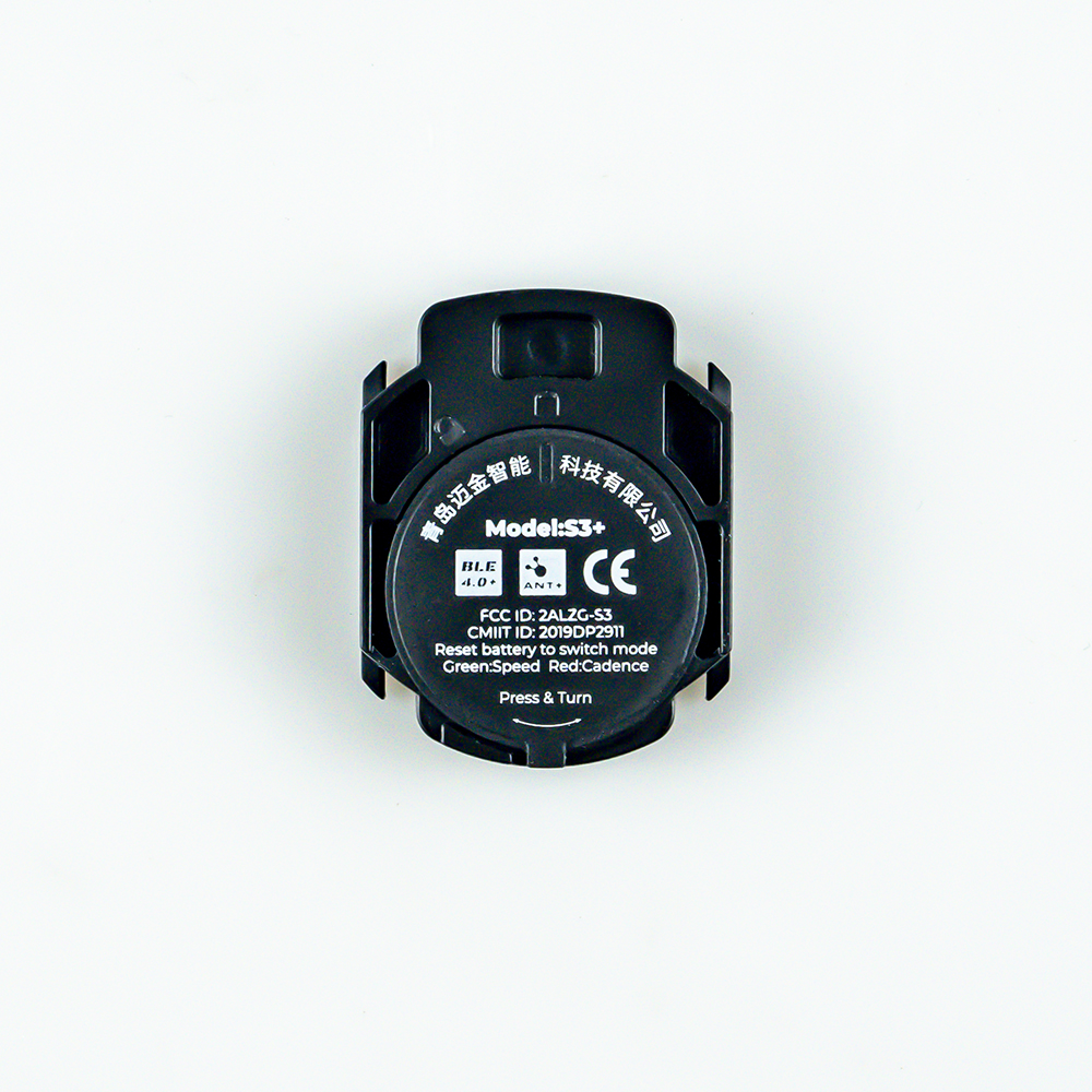 Купить с кэшбэком MAGENE S3+ Bicycle computer Cadence and Speed 2-in-1 Wireless Dual Module Sensor Bluetooth 4.0 and ANT