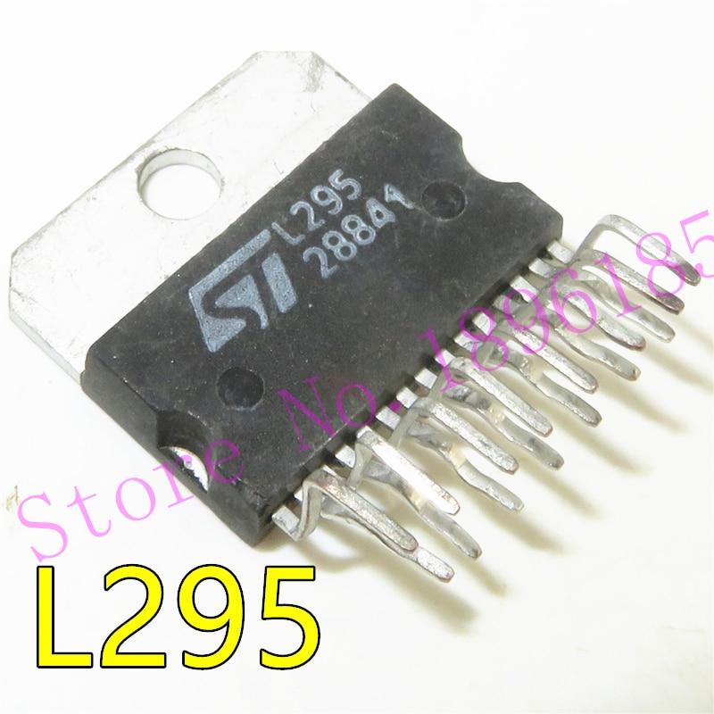 L295 ZIP-15 1 pièce | Pilote de solénographie MODE à double commutateur, L295 ZIP-15 1 pièce