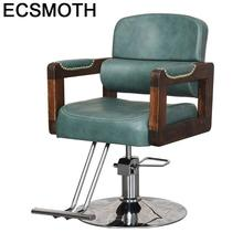 Sedie Cabeleireiro Stoel Cadeira De Barbeiro Stoelen Nail Mobili Kappersstoelen Silla Barbiere Salone di Barbearia Poltrona da Barbiere