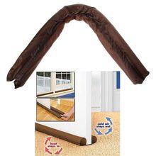 """3"""" коричневый под дверью проект блокиратор пробка уменьшить шум окна ветерок блокиратор"""