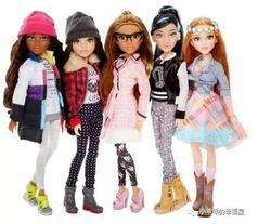 W7828 incrível mc2 tv protagonista conjunta boneca beleza + sabedoria em um avatar múltiplas options.47 menina brinquedos