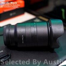 Premium Lens cilt TAMRON 28 75 f2.8 çıkartması koruyucu Anti scratch Wrap kapak kılıf