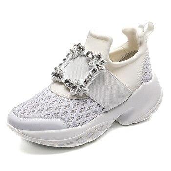 Women's Sneakers Vulcanized Casual Shoes  2