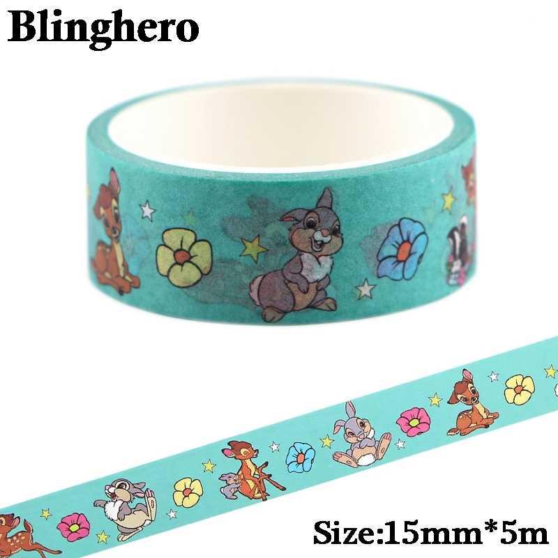 작은 왕자와 여우 귀여운 washi 테이프 접착 테이프 diy 장식 스티커 scrapbooking 일기 마스킹 테이프 편지지 스티커