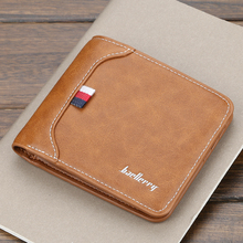 Wallet men purses Men Card Holder Bifold Front Pocket Wallet