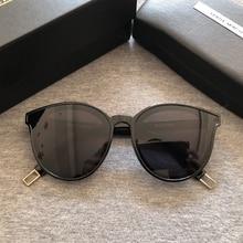 2020 Brand Women Gentle Monster Sunglasses Korean Design Lady Vintage Cat Eye Sun glasses Retro Sunglass Original Box Package