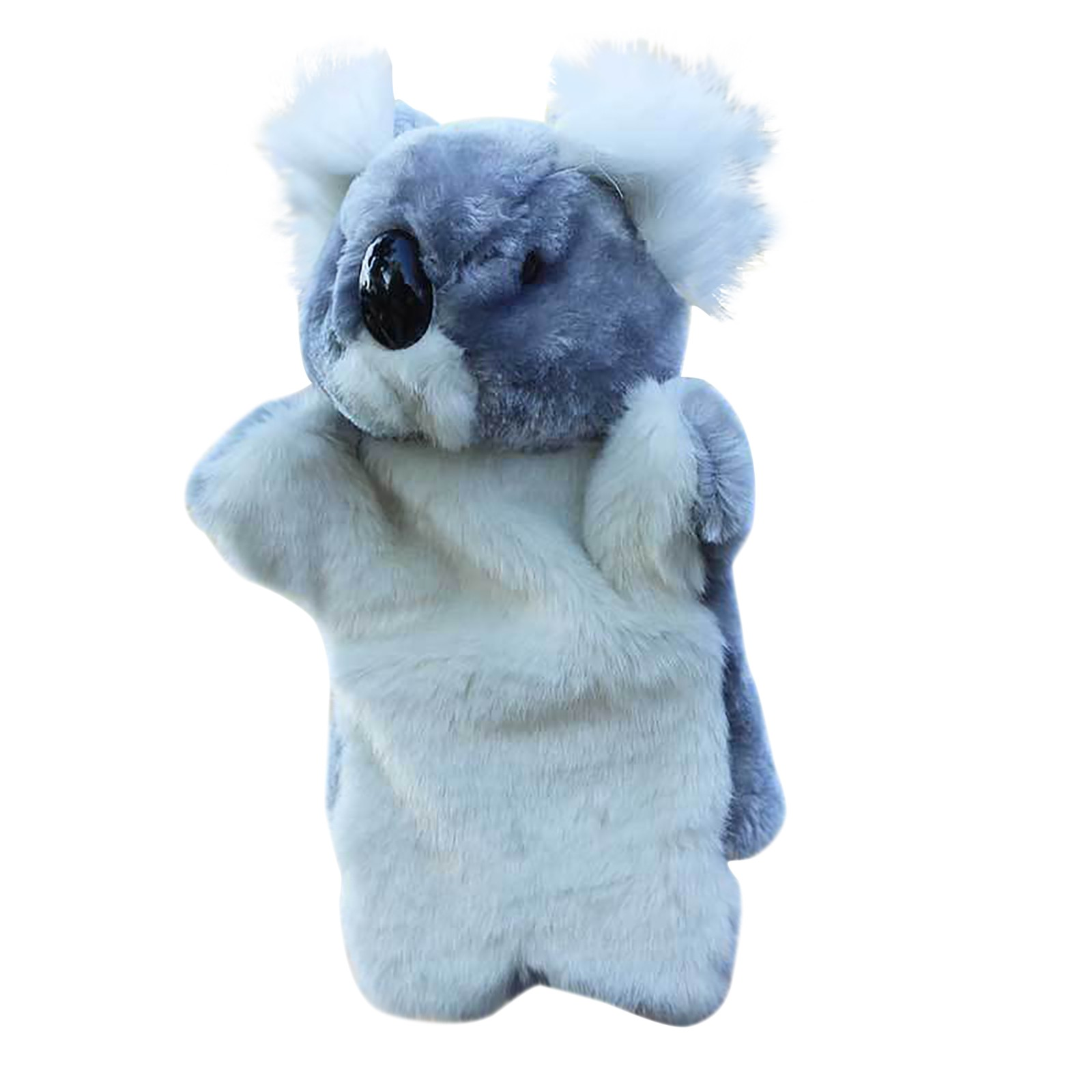 Cute Koala Animal Plush Hand Glove Puppet Role Play Story Telling Kids Toy Educatoinal Learning Baby Toy Plush Interactive Toys