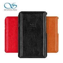 SHANLING M2x caso de Couro original capa protetora para Shanling M2x MP3 Player Portátil de ALTA FIDELIDADE
