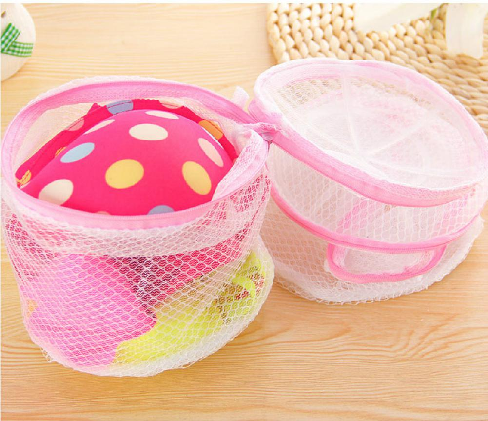 Bra Wash Bags For Laundry Protecting Intimates Lingerie Hosiery Stocking Underwear Dedicates In Washer With Premium Zipper