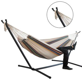 Portable Outdoor Camping Hammock Stand 2