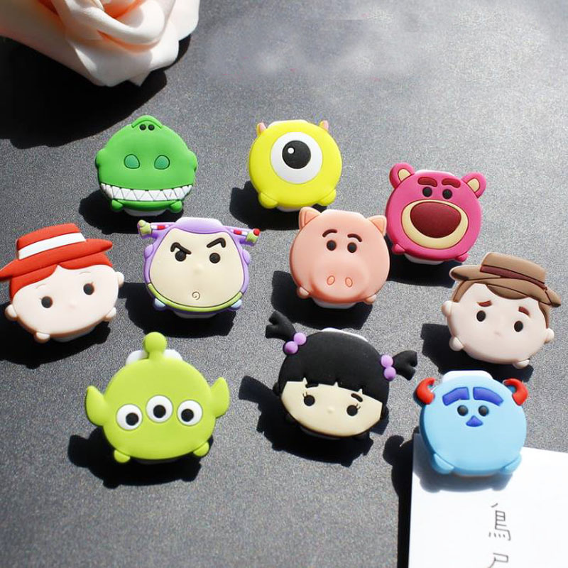 1 Pcs Novelty Monster Pig Shaped Buzz Balloon Food Sealing Paper Clip Memo Clip Photo Clip Paper Clip School Office Supply