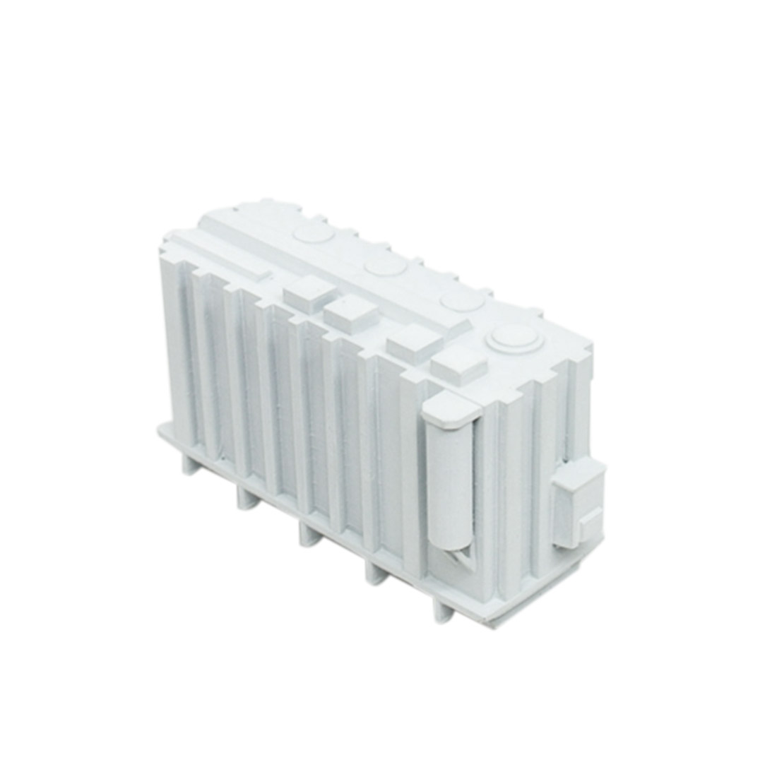 1:87 HO Scale <font><b>Resin</b></font> Substation Transformer Model for Train Railway Layout Scene Sand Table Model Building Kits image