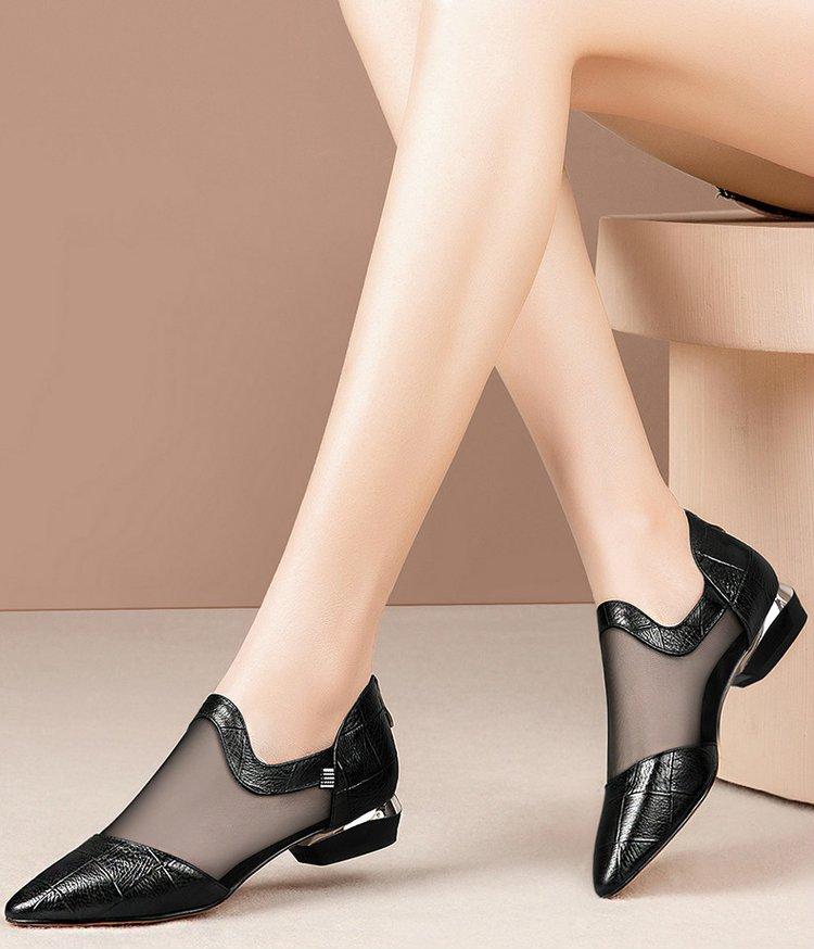 Fashion Women Sandals For 2019 Breathable Comfort Shopping Ladies Walking Shoes Summer Platform Black Sandal Shoes E565