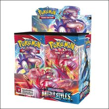 Pokemon Sword And Shield Battle Styles Full New Sealed Retail Box (36 Packs) Pokemones Cards