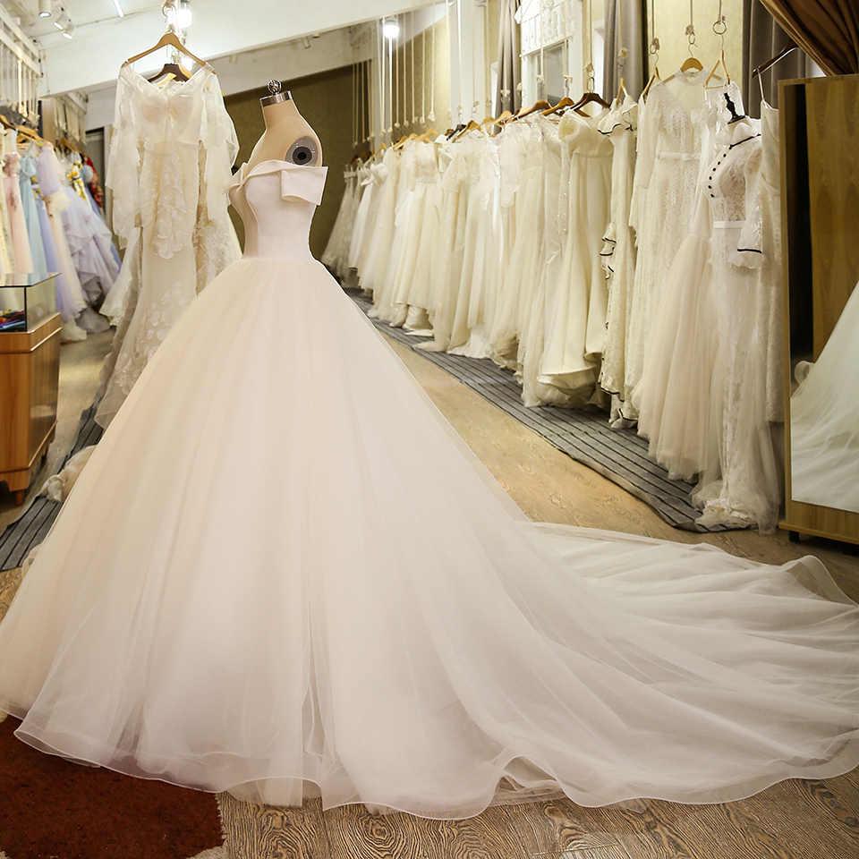SL-5030 принцесса образец свадебное платье бальное платье с корсетом короткий рукав дешевое свадебное платье сделано в Китае