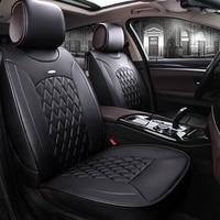 Universal Car Seat Covers Set Automobile Interior Sit Protector Cushion Accessories for Chevrolet traverse colorado Silverado