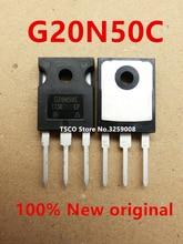 G20N50C SIHG20N50C 100% الجديدة المستوردة الأصلي 20A/500V 5 قطعة/10 قطعة