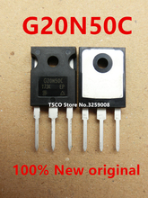 G20N50C SIHG20N50C 100% חדש מיובא מקורי 20A/500V 5PCS/10PCS