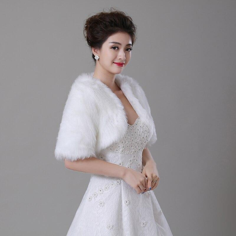 wedding jacket faux fur coat bridal bolero Wedding Coat  Silvia from NYC Bride,Winter coat bridal coat