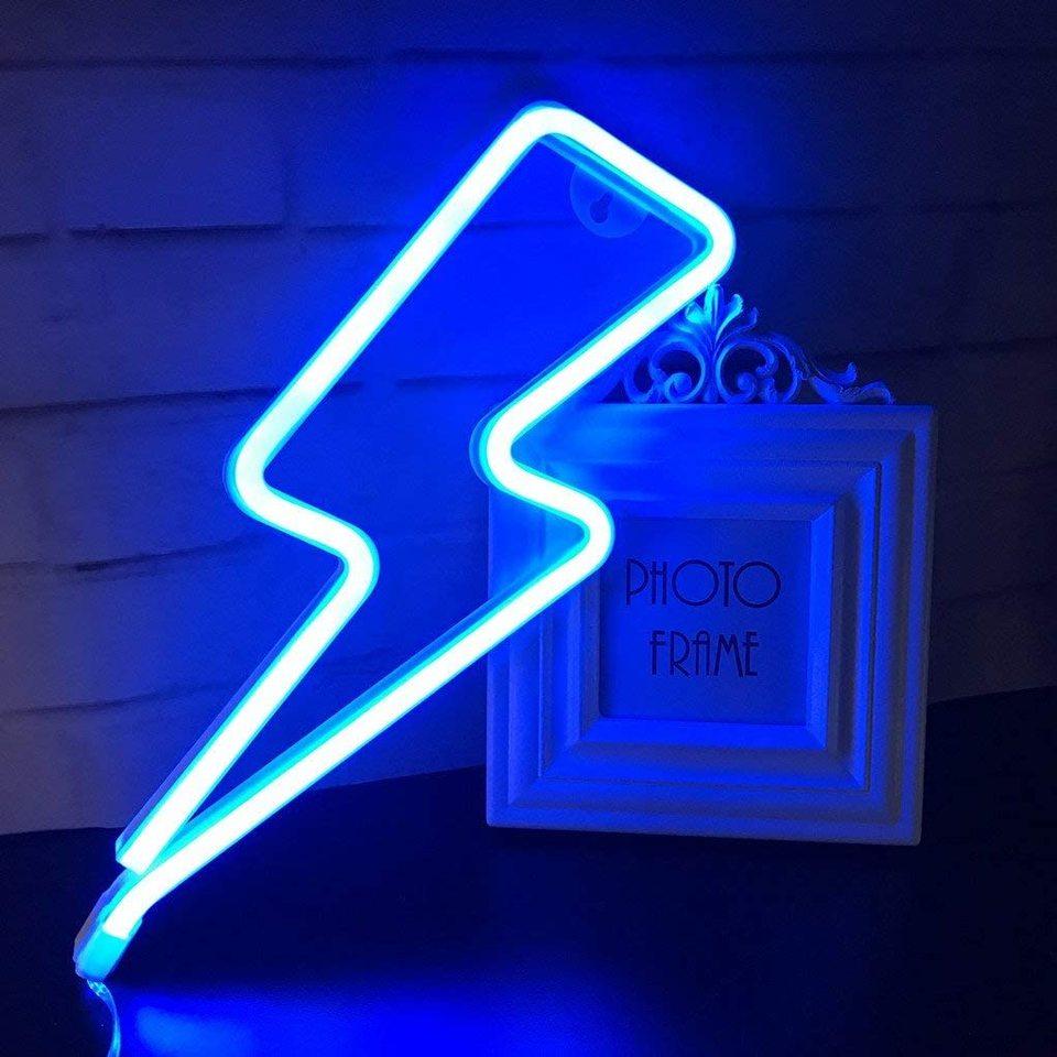 Rosa Neon Brief Leuchtreklamen Zeichen Nachtlicht LED Festzelt Buchstaben Neon Kunst Dekorative Lichter Wanddekor f/ür Kinder Baby Zimmer Weihnachten Hochzeit Dekoration D