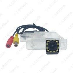 Dotyczy Peugeot 301/308/408/508 kamera cofania pojazdu 170 stopniowa kamera szerokokątna 12led w Kamery pojazdowe od Samochody i motocykle na