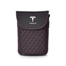 Heenv n – poubelle arrière pour voiture, pour Tesla modèle 3 2021, accessoire pour siège Auto, boîte de rangement à usage multiple, modèle 3