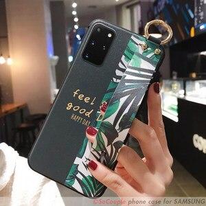 Image 3 - SoCouple מקרה לסמסונג גלקסי A50 A51 A70 A71 A30s A20 21s S8 S9 S10 הערה 10 בתוספת S20 FE בתוספת רצועת יד טלפון מחזיק מקרה
