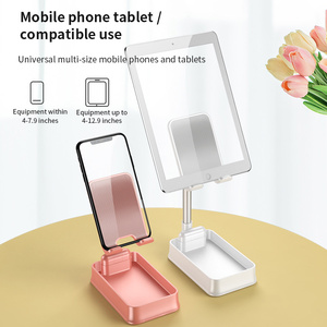 Image 5 - Supporto per telefono cellulare portatile supporto per Tablet pieghevole supporto per Tablet da tavolo universale supporto per telefono cellulare antiscivolo supporto per iPad