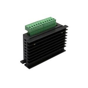 Image 5 - CNC נתב 3 ציר ערכת, 3pcs TB6600 מנוע צעד נהג + אחד הבריחה לוח + 3pcs Nema23 425 Oz ב מנוע + אספקת חשמל