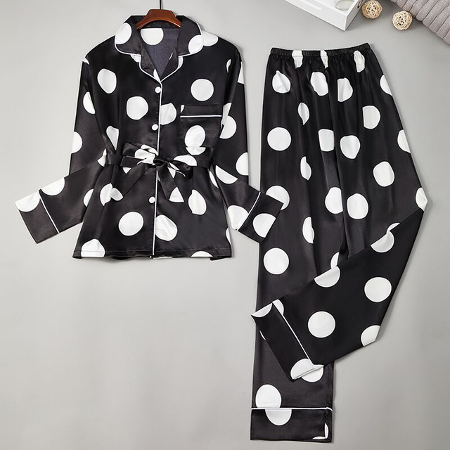 Silk-Pajamas-Set-Women-Sexy-Print-Dot-Summer-Female-Pyjamas-Long-Shirt-2Piece-Set-Stitch-Lingerie.jpg_640x640