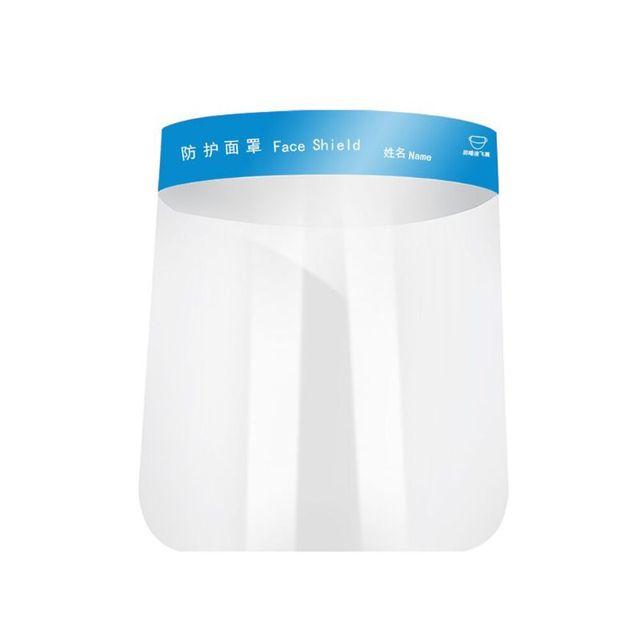 Protective Adjustable Anti-saliva Dust-proof Full Face Cover Mask Visor Shield 63HD 3