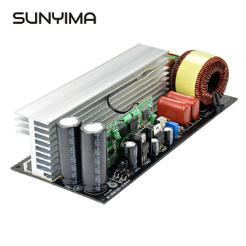 цена на SUNYIMA 3000W Pure Sine Wave Inverter Power Board Post Sine Wave Amplifier Board