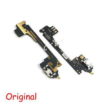 Cable flexible de puerto de carga USB Original para Alcatel One Touch Idol 3 OT6045 OT 6045 conector de carga USB