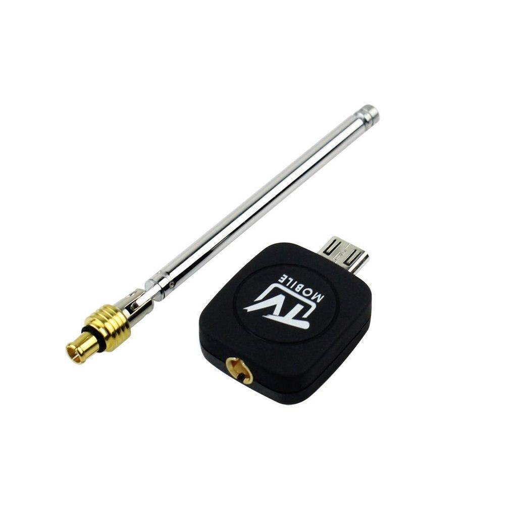 Мини микро USB DVB-T ISDB-T цифровой мобильный ТВ тюнер приемник палка для Android Смарт ТВ телефон ПК ноутбук
