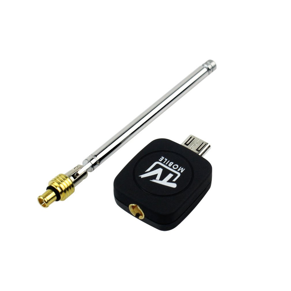 Mini Micro USB DVB-T ISDB-T Digital Mobile TV Tuner Receiver Stick For Android Smart TV Phone PC Laptop