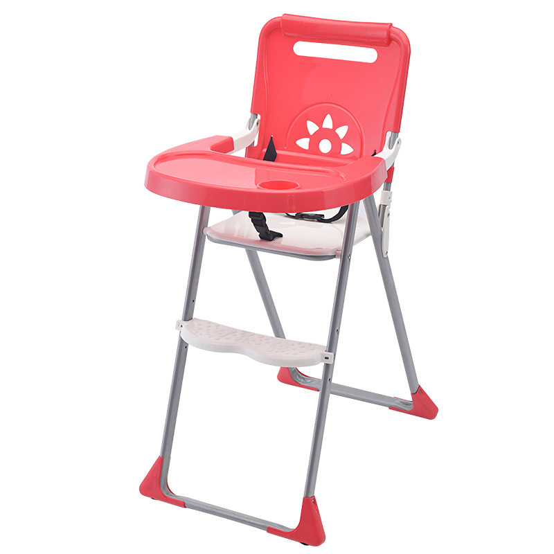 Plastic Multi-functional Children Dining Chair Infant Dining Tables And Chairs Baby Chair Hotel Portable BB Seat Eating Chair