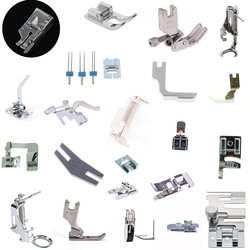 1PCS Domestic Sewing Machine Accessories Presser Foot Feet Kit Set Hem Foot Spare Parts For Brother Singer Janome