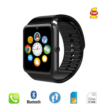 GT08 Bluetooth Smart Watch Sport Wristwatch Support 2G SIM TF Camera Smartwatch for Android Phone kw88 pro smart watch watches phone 1gb 16gb smartwatch watch phone android gps wifi bluetooth wristwatch pk kw88 for lemfo