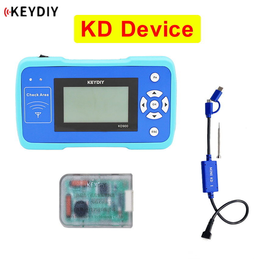 KEYDIY KD900/MINI KD/KD Data Collector Remote Maker The Best Tool For Remote Control World Update Online Auto Key Programmer