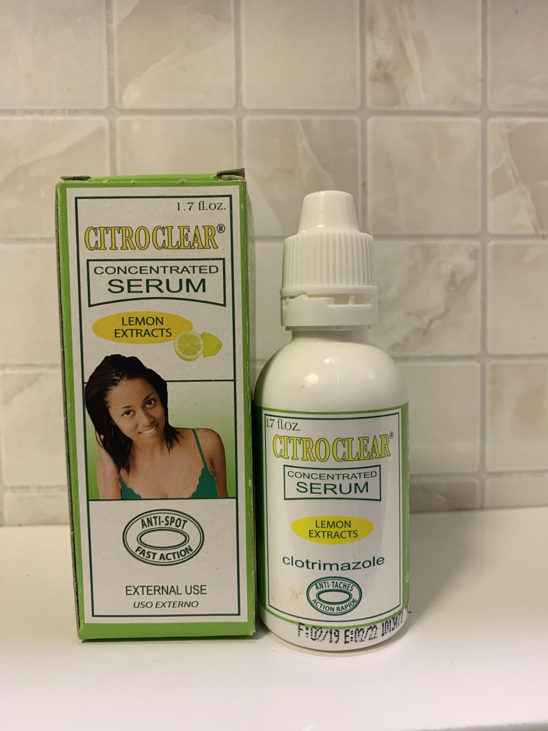 Citro Clear | Concentrated Serum | Lemon Extract | Anti Spot
