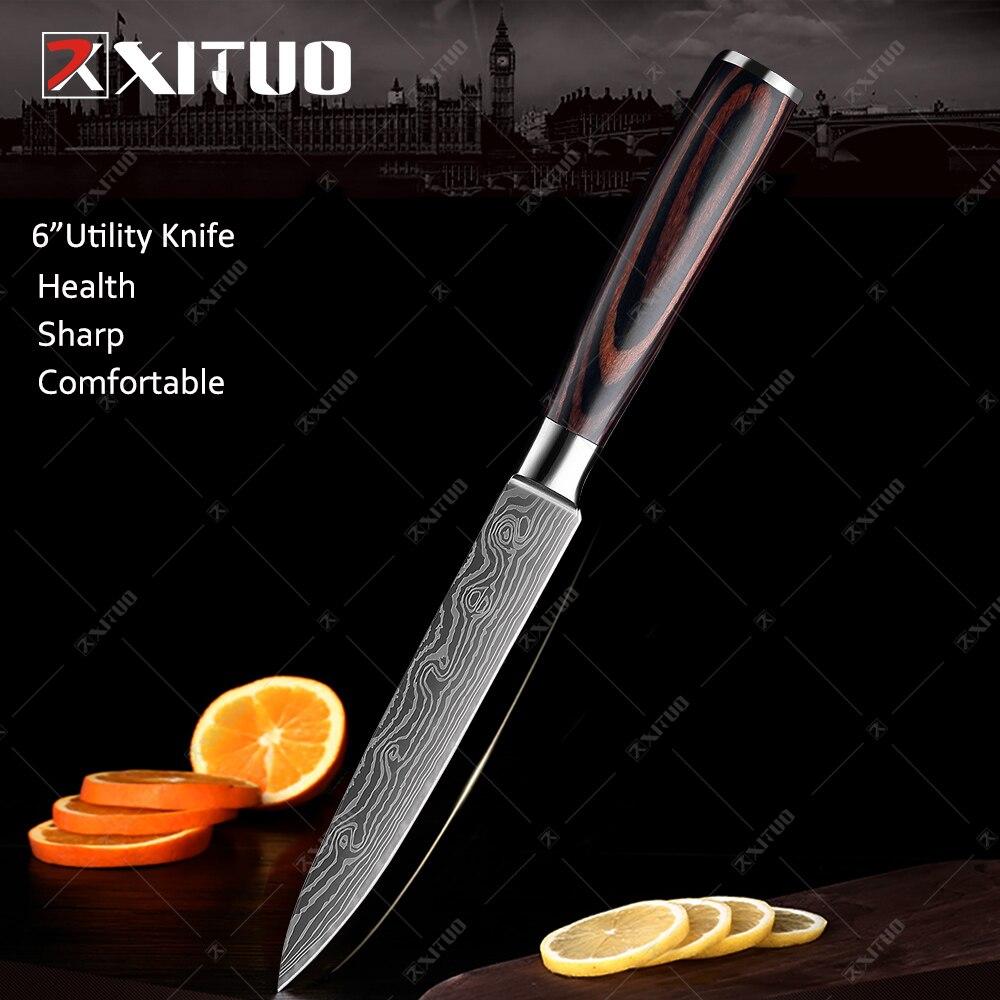 5 in Utiligy knife