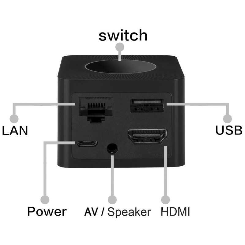 Adaptador de pantalla Q2 WiFi 5G y 2,4G adaptador de espejo de pantalla inalámbrico de doble banda HDMI IOS Android Universal para compartir pantalla