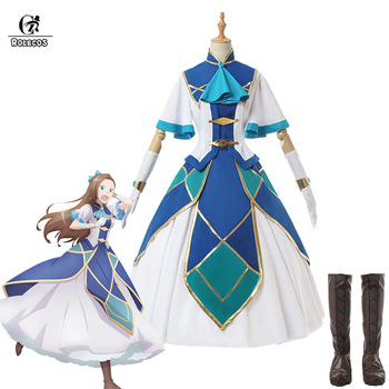 ROLECOS Katarina Claes Cosplay Costume Anime My Next Life as a Villainess All Routes Lead to Doom Cosplay Princess Dress Costume